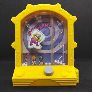 Burger King Nintendo Superstars - Water Whirl WARIO Warioland toy game 2002
