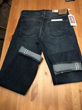 New Levi's LVC Levis Vintage Clothing 1947 501 XX Big E Selvedge Denim 36 X 34