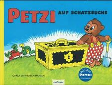 Petzi auf Schatzsuche, Esslinger