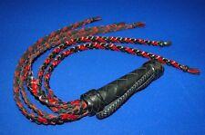 Genuine Leather Bull whip flogger