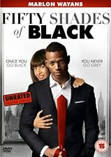 Fifty Shades of Black (DVD) *NEW & SEALED*