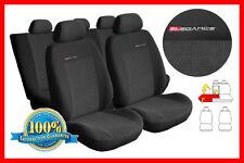 Tailored Fundas De Asiento Para Ford Mondeo Mk4 2007 - 2014 Completo Conjunto grey1