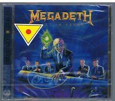 MEGADETH RUST IN PEACE CD F.C. CAPITOL SIGILLATO!!!