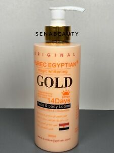 PURE EGYPTIAN GOLD  MAGIC WHITENING LOTION X1 -14 days Result - PUREC