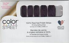 CS Nail Color Strips Smokes on You New for Fall 2020 100% Nail Polish-USA Made!