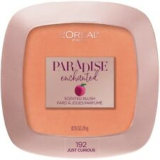 LOREAL Paradise Enchanted Fruit-Scented Powder Blush JUST CURIOUS 192 new