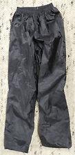 Regenhose von Büse in XS, schwarz, neu
