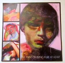 The Pains Of Being Pure At Heart *Belong* Promo Poster Days of Abandon