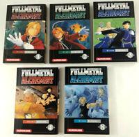 Manga FullMetal Alchemist VF  Lot de 5 Tomes 1 a 4 et 8   Envoi rapide et suivi