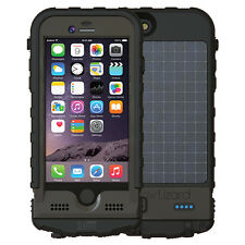 Snow Lizard SLXtreme Iphone 6 waterproof solar power Battery case Military Grade