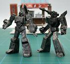 Transformers Heroes of Cybertron SCF: Perceptor & WheelJack Pewter Version