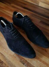 Men PRADA  black shoes  size 9 eu 43 excellent condition authentic