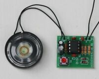 DIY Kit Electronic Doorbell NE555 Electronic Transformer Sound Circuit Board