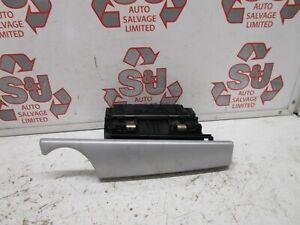 01-06 R50//R53 Cerrojito de rueda De Cromo Tuerca Cubre GEN2 17 mm Para Mini Escotilla