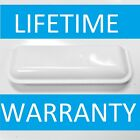 Whirlpool Dryer Handle P/N W10861225 W10714516 - Color white photo