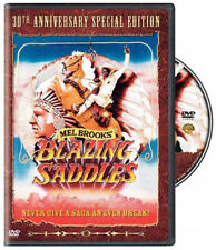 BLAZING SADDLES 1974 30th Anniversary Edition DVD NEW R2