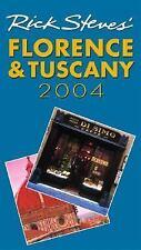 Rick Steves' Florence 2004 Gene Openshaw Paperback