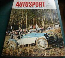 Autosport April 15th 1966 *Sunbeam Tiger V8 & Goodwood Easter & Jensen CV8*