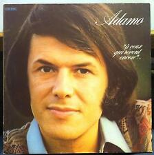Adamo - A Ceux Qui Revent Encore LP VG+ 2C 066-81.540 Greece/Greek 1973 w/Insert