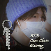 Fan Gift K-pop 1Pc KPOP BTS SUGA Earrings Bangtan Boys Earring BTS Accessories