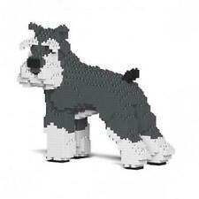 More details for build your own schnauzer building blocks toy gift/present dog for kidults