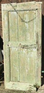 Porta antica in legno rustica da arredo ingresso casa portone vecchia 1