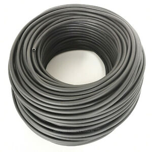 Kockney Koi 4mm BLACK SINKING Pond & Aquarium Air Line Weighted Hose Pipe