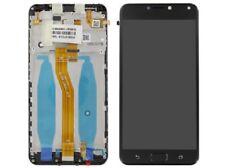 ORIGINALE DISPLAY LCD + TOUCH + FRAME PER ASUS ZENFONE 4 MAX ZC554KL X00ID NERO