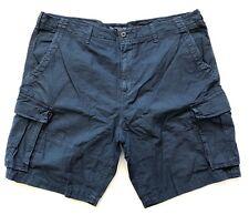 """Pantalón Corto para Hombre American Eagle cargo clásico combate Cintura 28"""" Azul Marino S M £ 18"""