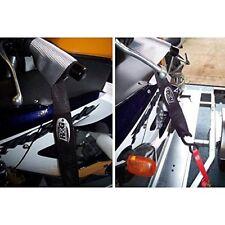 R&g carreras de motos / anclaje sistema superior Correa & trinquete