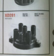 Kia Pride 1.1 distributor cap (new)(91 on (xd281)