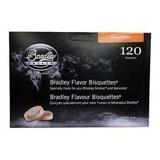Bradley Technologies Smoker Bisquettes Maple (120 Pack) - Btmp120