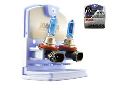 MARUTA MTEC H9 65W Halogen Glühlampen Set / SUPER WHITE MT-482  Xenon Look 5500K