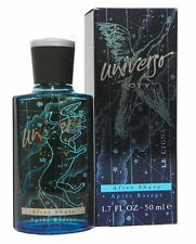 Universo By Coty For Men After shave Splash 1.7 oz / 50 ml Cologne Aftershave