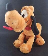 VINTAGE 1984 PLUTO PLUSH DOLL APPLAUSE Walt Disney Mickey Mouse Dog Puppy