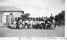 Photo. 1947. Australia.  Aboriginal School Children - Mission