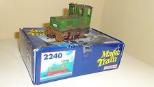Pro-weathered O gauge narrow gauge Fleischmann 2240 Magic Train 0-4-0 diesel