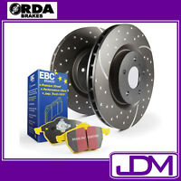 DP41471R EBC Yellowstuff FRONT Brake Pads fit NISSAN QX Stagea