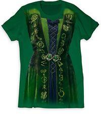 Winifred Sanderson Tee Shirt Costume Women Disney Hocus Pocus Medium