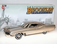 Brooklin Models BRK 208, 1967 Buick Wildcat 4-Door Hardtop Sedan, champagne 1/43