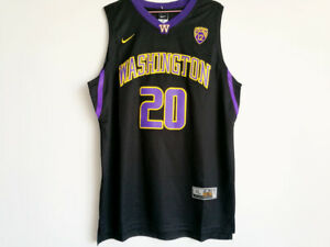 Washington Huskies #20 Markelle Fultz Basketball Jersey Men's - Sizes : S-4XL