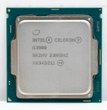 Intel Celeron G3900 Skylake Dual-Core 2.8 GHz LGA 1151 51W Desktop Processor