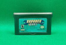 Advance Wars (Nintendo Game Boy Advance, 2001) Repro