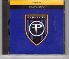 (HH960) Angeles, It's Alive / Shine - 1996 CD
