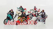 Bandai Masked Rider Machines Chronicle part.2 gashapon figure (full set 5 Pcs)