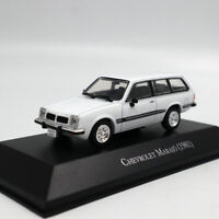 IXO Altaya 1/43 Chevrolet Marajo 1981 Diecast Models Miniature Toys Collection