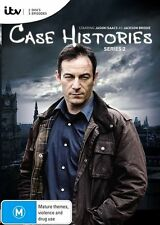 Case Histories : Season 2 (DVD, 2014, 2-Disc Set) Brand New (D113)