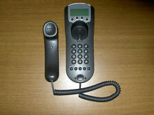 5 Phones - Pid99 1 Line Wall Telephones W/ Caller Id - For 75.00