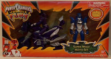 Power Rangers Jungle Fury - Super Wolf Moto Set Transforming Battle Bike (MISB)