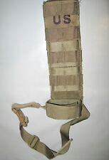 USGI ARMY MULTICAM SPECIAL FORCES MOLLE II HOLSTER LEG EXTENDER TAN